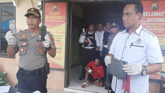 Aksi Nekat Pria Madura Jambret Ponsel di Motor Kepergok Korban, Dihajar Massa & Nyaris Dibakar