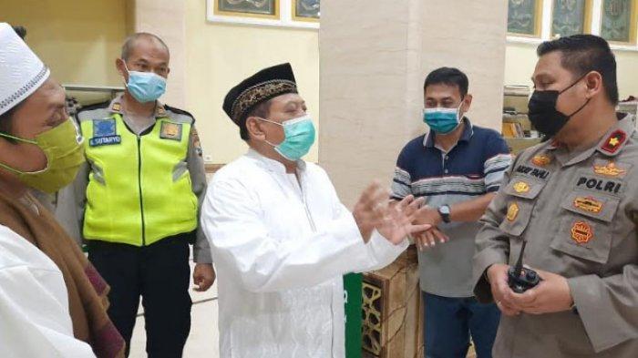 Masjid Al-Muhajirin hingga Masjid Rodhatul Falah Mojo Surabaya Gelar Sholat Id dengan Prokes Ketat