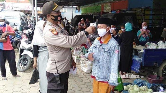 Polsek Pegantenan Gencar Operasi Yustisi, Minta Masyarakat Kurangi Mobilitas ke Tempat Keramaian