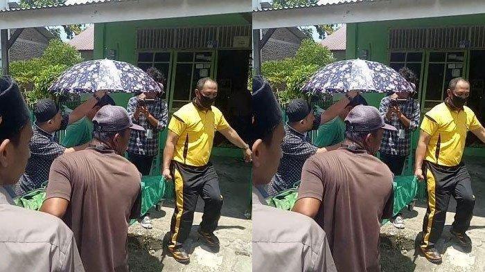 MENCEKAM Guru Ngaji Ditikam Pemuda di Rumahnya Hingga Tewas, Sempat Dikejar Hingga Tersungkur