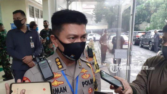 Polda Jatim Pastikan Pelaksanaan PSBB Malang Raya Berjalan Lancar, Siagakan Personel di Check Point