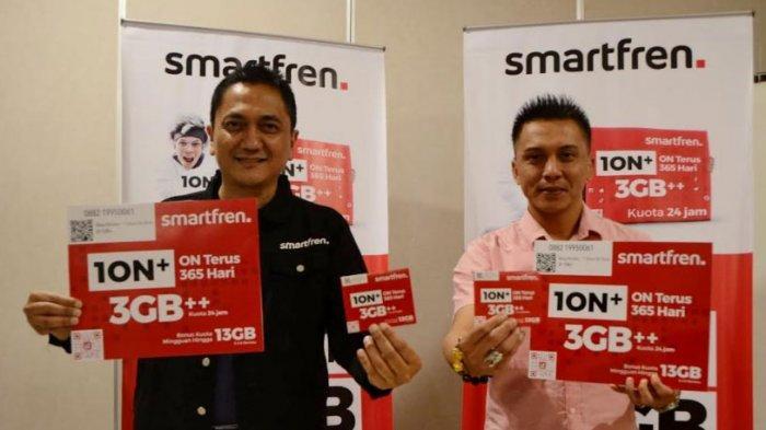 Kartu Perdana 10N+ Smartfren, Cocok untuk Anda yang Bekerja dan Belajar dari Rumah