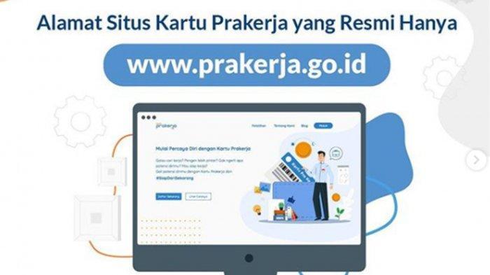 Login di www.prakerja.go.id untuk Daftar Akun Baru Kartu Prakerja Gelombang 12, Jangan Ketinggalan!