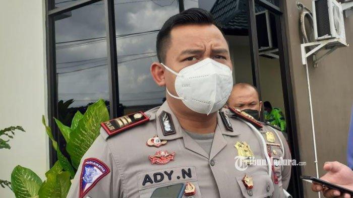 Kasat Lantas Polres Malang, AKP Ady Nugroho