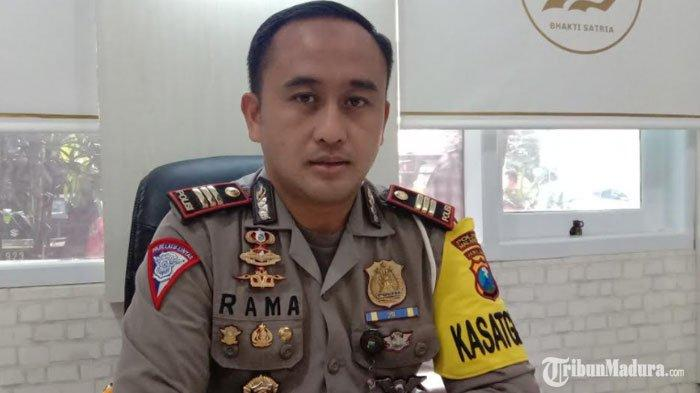 Kasat Lantas Polresta Malang Kota, AKP Ramadhan Nasution