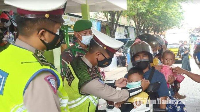 Kasatlantas Polres Sampang, AKP Ayip Rizal mengatakan, tujuan membangun Pos Lantas Tangguh Semeru untuk lebih intens memberikan imbauan kepatuhan protokol kesehatan Covid-19.