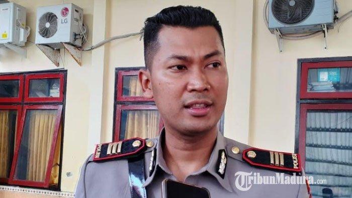Satlantas Polres Sampang Pantau Serius Dua Lokasi Balap Liar di Kabupaten Sampang Madura