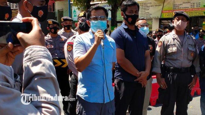 Kasus Perusakan Kampus IAIN Madura, Polres Pamekasan Lakukan Pengembangan Usai Tangkap Dua Mahasiswa
