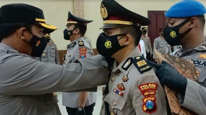 AKP Adhi Putranto Utomo Dimutasi dari Jabatan Kasatreskrim Polres Pamekasan, Ini Sosok Pengganti