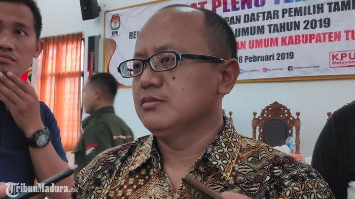 KPU Tuban Butuh 300 Orang Tenaga Sortir dan Pelipatan Surat Suara untuk Pemilu 2019
