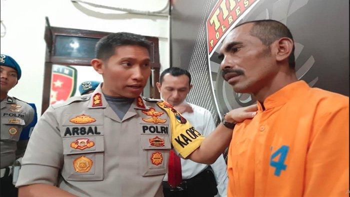 Terungkap, Suami yang Gadaikan Istri Rp 250 Juta Sabetkan Celurit Maut saat Toha Mencari Sepatu Anak