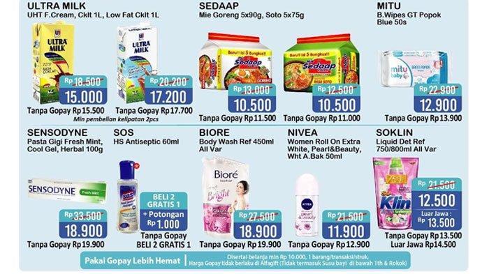 TERBARU, Katalog Promo Alfamart pada 30 Juli 2020, Diskon Harga Produk Susu hingga Sabun Mandi