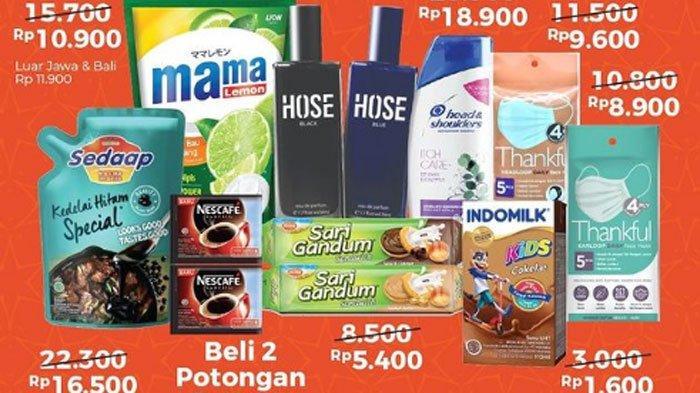 Katalog Promo Alfamart Selasa 20 Juli 2021, Promo Minyak Goreng Murah Hingga Promo Serba Gratis