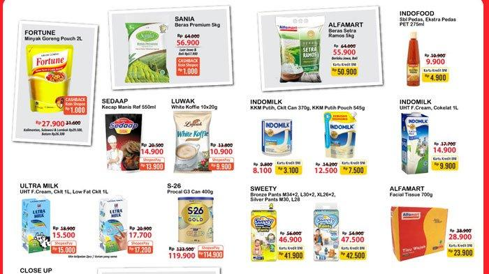 Daftar Promo Alfamart Rabu 1 September 2021, Promo Minyak Goreng Murah Hingga Promo Gratis