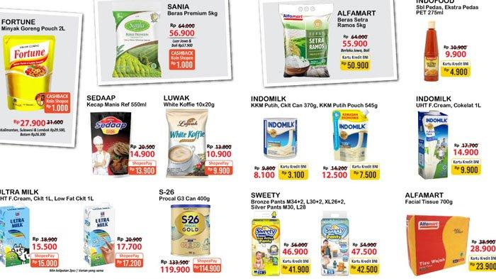 Promo Alfamart Kamis 2 September 2021, Promo Indomilk UHT 1L Mulai Rp9.900, hingga Snack Diskon