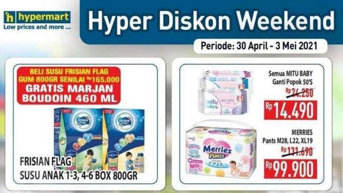 Promo Beli 1 Gratis 1 Sosis dan Nugget dalam Promo Hypermart 3 Mei 2021, Ini Katalog Lengkapnya