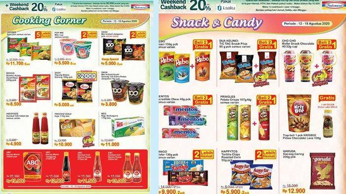 Katalog Promo Indomaret 15 Agustus 2020, Promo Menarik Belanja Hemat, ada Minyak Goreng Murah