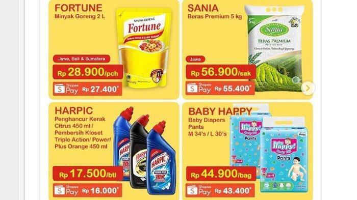 Katalog Promo Indomaret Kamis 23 September 2021, Promo Minyak Goreng Murah Hingga Promo ShopeePay