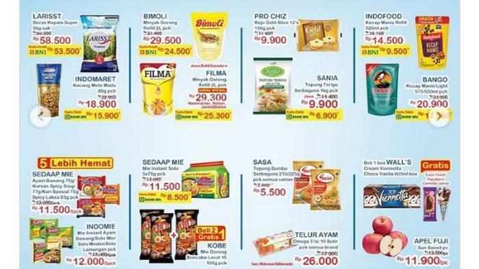 Katalog Promo Alfamart dan Indomaret, ada Promo Minyak Goreng Murah Hingga Promo Akhir Pekan
