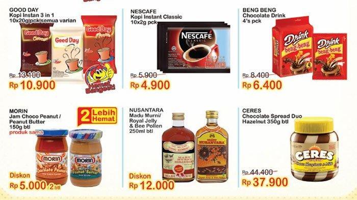 Katalog Promo Indomaret Minggu 5 September 2021, Diskon SKM, Minuman Kopi, Shampoo, hingga Popok