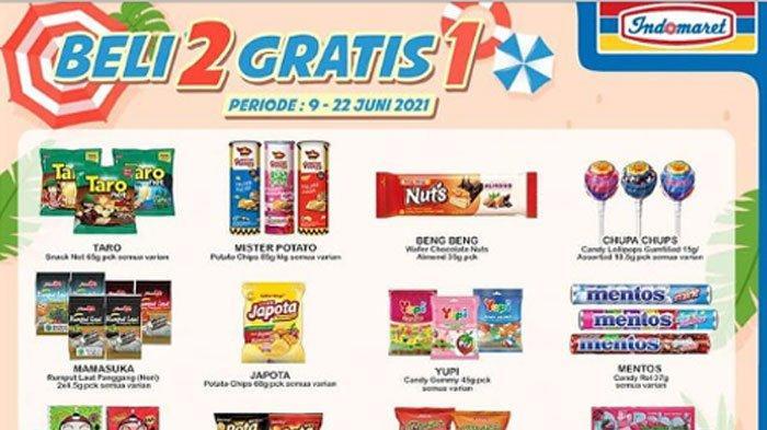 Katalog Promo Indomaret 12 Juni 2021, Promo Segar, Promo Gratis Hingga Promo Sarapan Sehat