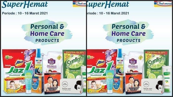 TINGGAL HARI INI! Katalog Promo Indomaret Selasa 16 Maret 2021, Promo Super Hemat hingga Promo Heboh