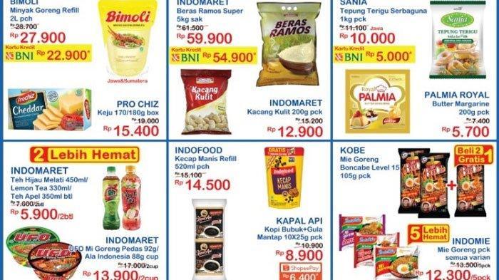 Katalog Promo Indomaret 31 Mei 2021, Promo Gratis Hingga Promo Minyak Goreng Murah Hadir Kembali