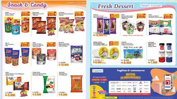 Katalog Promo Indomaret Rabu 9 Juni 2021, Promo susu anak, Promo 2 Lebih Hemat Hingga Promo Gratis