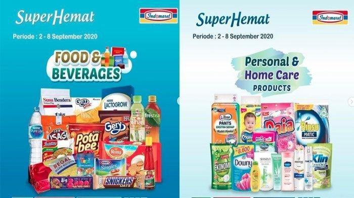 Katalog Promo Indomaret Jumat 4 September 2020 - 6 September 2020, Diskon Buah, Margarin dan Camilan