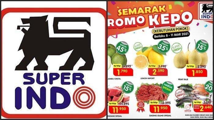 Promo Superindo Kamis 11 Maret 2021, Diskon Sampai 45 Persen Buah-buahan Segar, Baso Sapi Rp 36.900