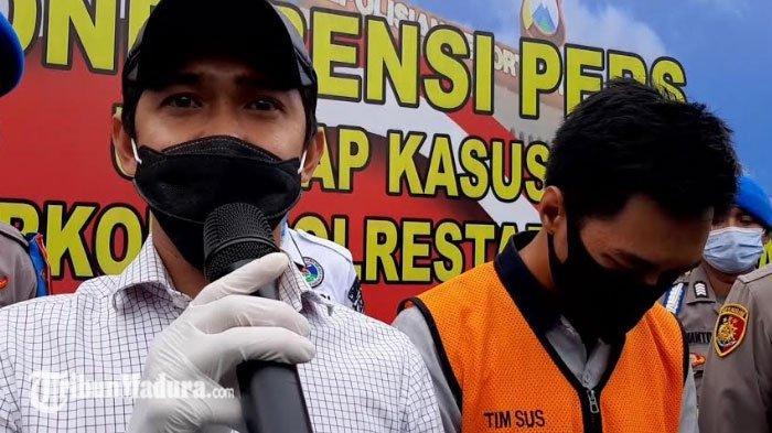 Oknum Pegawai Jasa Marga Akui Pakai Ganja Karena Mengeluh Susah Tidur, Berujung Ditangkap Polisi