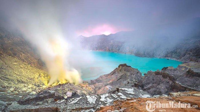 Kabupaten Banyuwangi Siapkan 3 Destinasi Wisata RaihPredikat Global Geopark Network UNESCO