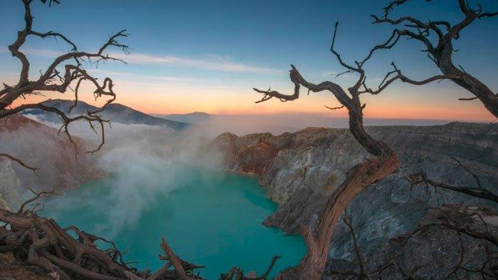 10 Destinasi Wisata di Banyuwangi Simulasikan New Normal,Ada Kawah Ijen hingga Taman Alas Purwo
