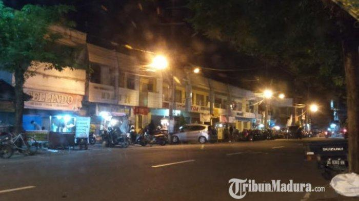Warga Keluhkan Kawasan Pasar Wage Tulungagung Jadi Tempat Nongkrong Bebas: Situasi Mirip Pasar Malam