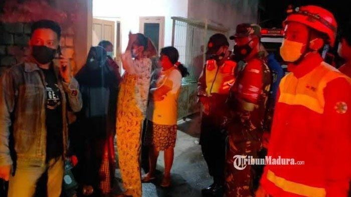 Bengkel dan Rumah Warga diTuban Terbakar, Sempat Terdengar Ledakan Sebelum Api Merembet ke Kandang