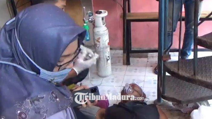 Kebakaran Cafe di Wonokromo, 1 Orang Karyawan Sempat Sesak Nafas