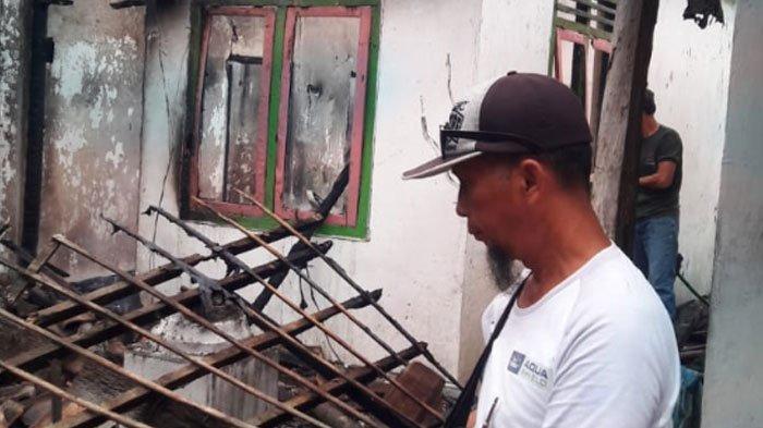 Rumah Warga Jember ini Terbakar, PemilikTeledor saat Masukkan Bensin ke Botol, Ada Korban Terluka