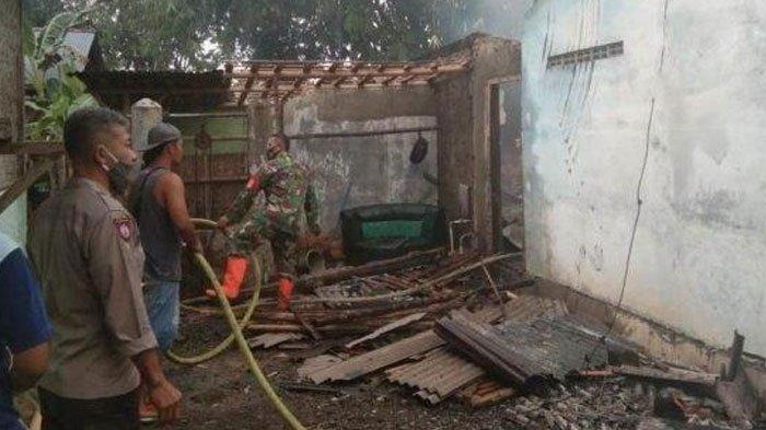Masak Air Tapi Malah Ditinggal Ngobrol dengan Tetangga, Sebuah Rumah di Purbalingga Kebakaran