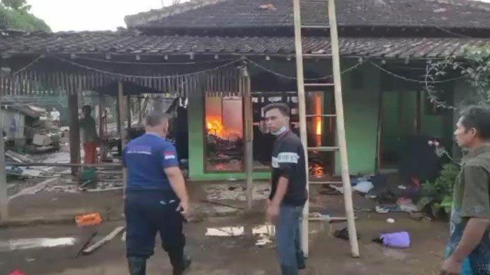 Tragedi Tungku Jelang Buka Puasa, Satu Keluarga di Trenggalek Terpaksa Mengungsi ke Rumah Tetangga
