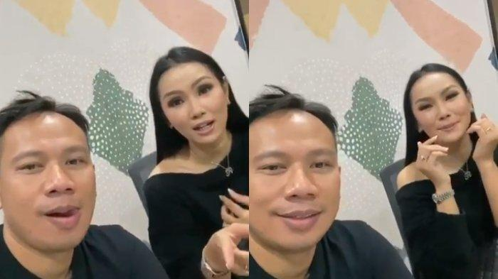 Vicky Prasetyo Niat Minta Restu Deddy Corbuzier, Terkuak Tanggal Pernikahan dengan Kalina Oktarani