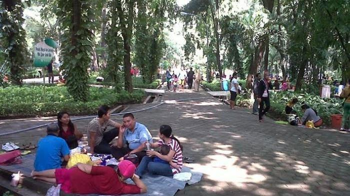 Berkunjung ke Taman Kota Surabaya Bisa Jadi Alternatif di Tengah Larangan Mudik, ada 8 Taman Dibuka