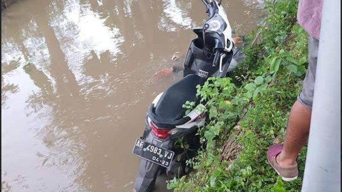 Pemuda 16 Tahun di Ponorogo Tewas Mengapung, Motornya sempat Senggol Pohon dan Terjerembab ke Sungai