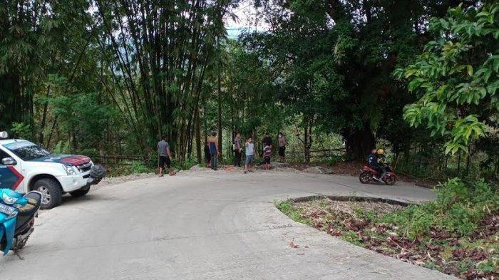 Pelajar Tewas Seusai Kecelakaan Maut, Honda Revo Hilang Kendali di Tikungan dan Terjun ke Perkebunan