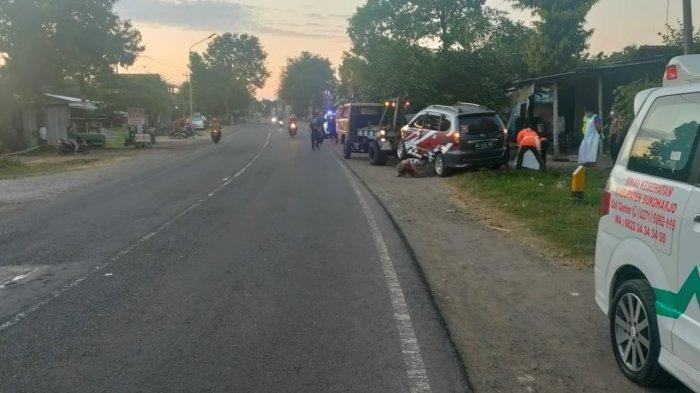 Kecelakaan Maut, Mobil Daihatsu Xenia Tabrak Pohon, 5 Penumpang Jadi Korban Luka, 1 Lainnya Tewas