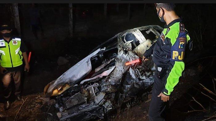 Kecelakaan Beruntun Berujung Maut, ada Mobil yang Terbakar di Ruas Jalan Tol, ini Penjelasan Polisi