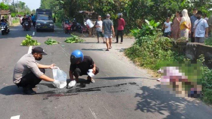 Hendak Menyalip Motor, Pelajar asal Kabupaten Blitar Terpelanting ke Aspal hingga Tewas di Lokasi