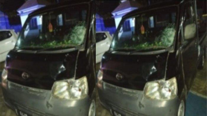 Kecelakaan Maut di Jalan Raya Ponorogo-Pacitan, Seorang Kakek Pejalan Kaki Tewas Diseruduk Pikap