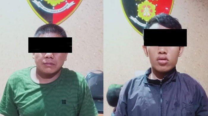 Polres Kediri Tembak Komplotan Bandit Spesialis Rampok Nasabah, Modus Kempes Ban Kendaraan Korban