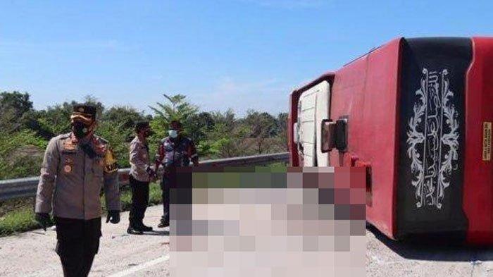 Kecelakaan Maut Bus Sudiro Tungga Jaya Berkecepatan Tinggi Vs Truk Tewaskan 8 Orang, Simak Kronologi