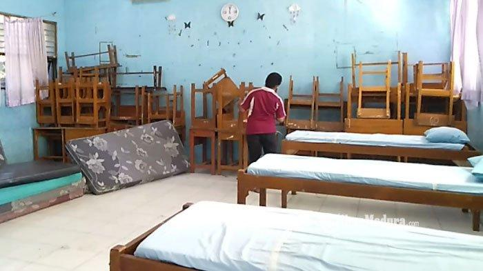 Ada SMPN 2 Sidoarjo, Ini Daftar Sekolah yang Dijadikan Shelter Isolasi Pasien Covid-19 di Sidoarjo
